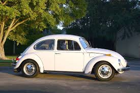 1971 Volks Wagon Bug White