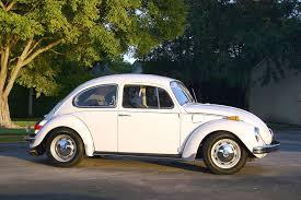 1971 Volks Wagon Bug White