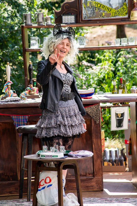 Joy Brook in The Taming of the Shrew, 2018
