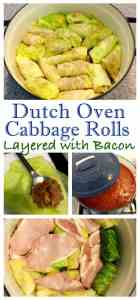 Golubtsi Cabbage Rolls (Голубцы)