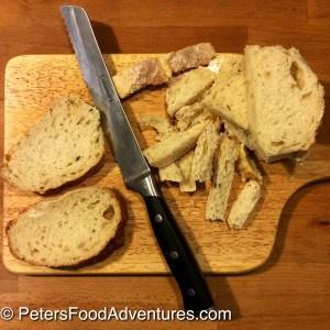 Kangaroo Kotleti in a Creamy Mushroom Sauce Patties on a Plate