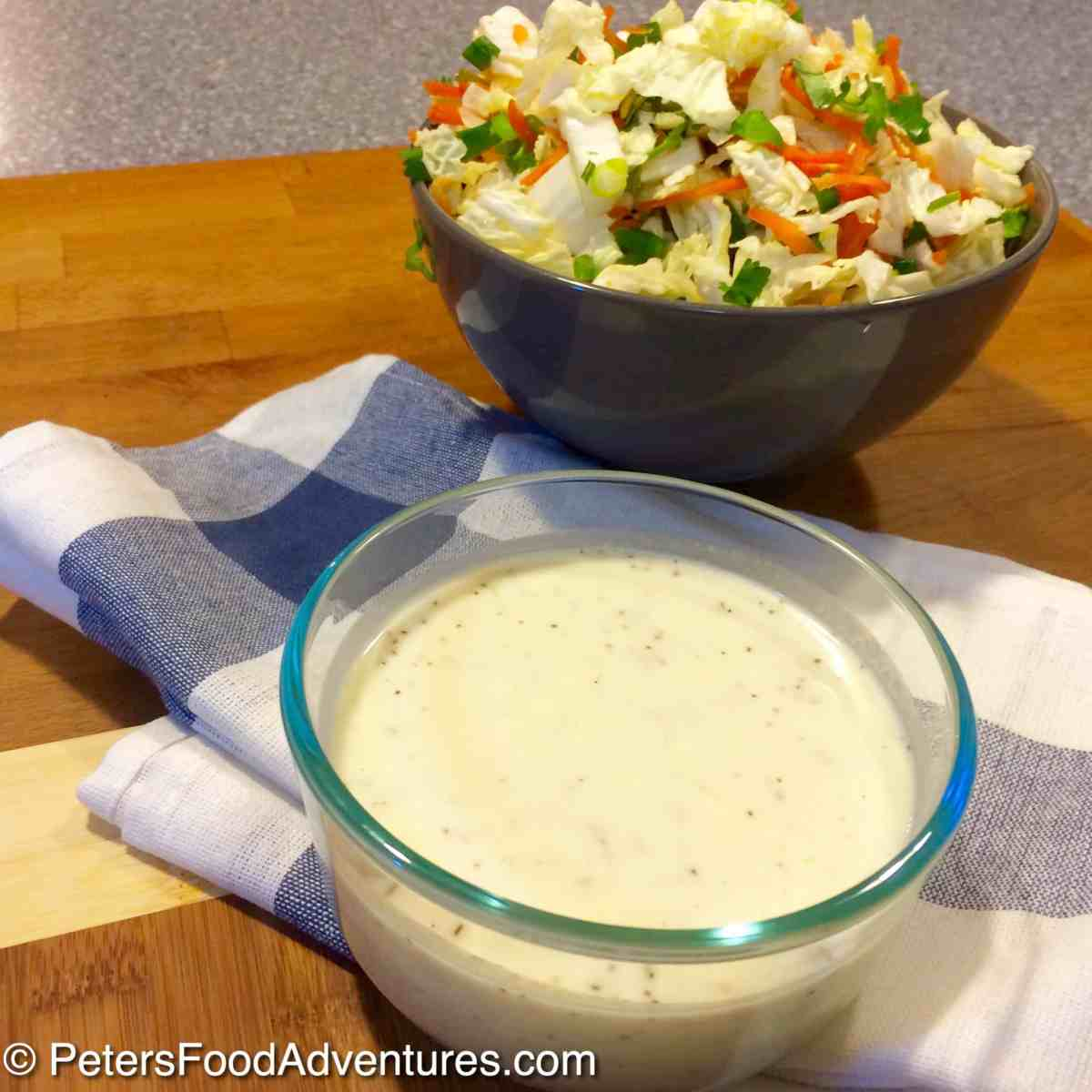 KFC Coleslaw Dressing