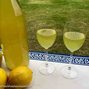 How to make Limoncello Liqueur