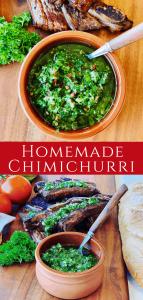 Chimichurri Recipe