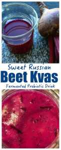 Russian Beet Kvass (Свекольный квас) is a Russian probiotic drink made with fermented beets, taken like a tonic.An authentic Russian recipe full of nutrients and vitamins with amazing immune boosting properties.