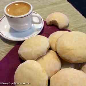 Russian Honey Pryaniki Cookies (Домашние пряники медовые)
