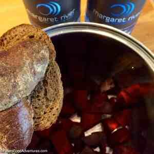 Sweet Beet Kvas Recipe with Rye (Свекольный Квас)