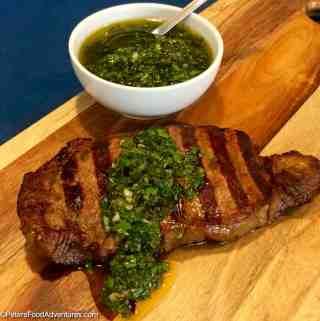 Argentinian Chimichurri Recipe