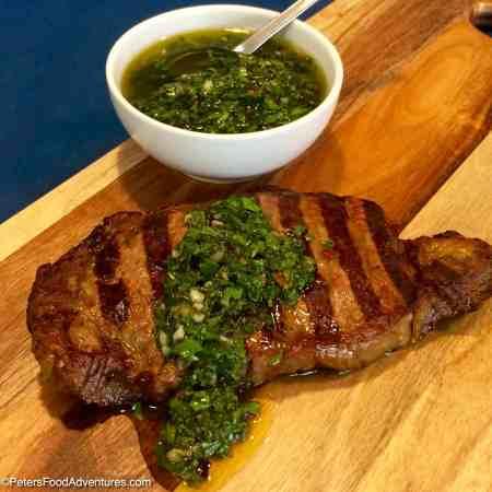 Argentinian Chimichurri Sauce Recipe