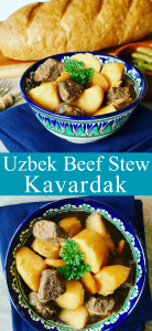 Stewed Beef and Potatoes
