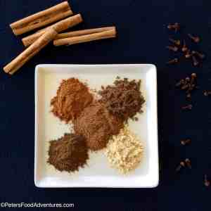 Easy Pumpkin Pie Spice Recipe