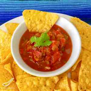 Canning Salsa Recipe