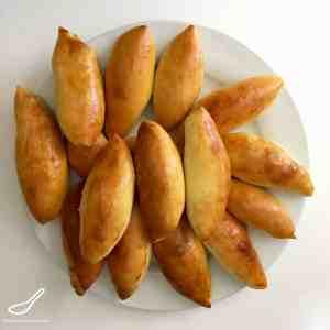 Baked Pirozhki Recipe