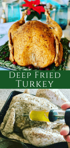 Deep Fried Turkey Recipe