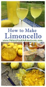 A refreshing and delicious Italian digestivo. This homemade recipe is easier to make than you think. How to make Homemade Limoncello Liqueur