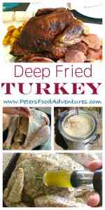 How To Deep Fry A Turkey Peter S Food Adventures