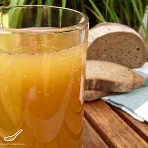 Kvas Rye Bread Drink (Квас)