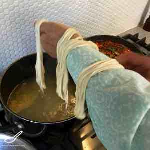 Lagman Stir Fry