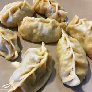 Manti Steamed Dumplings (Манты)