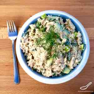 Russian Tuna Salad Recipe