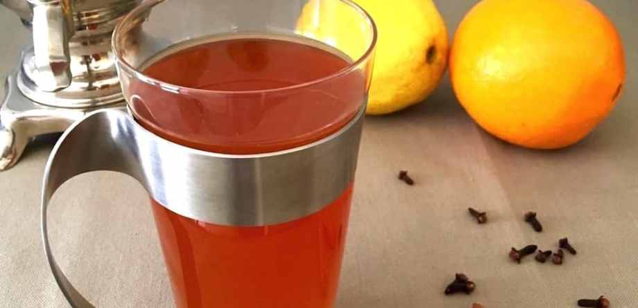 Real Russian Tea Recipe From Scratch