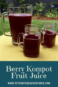 Kompot Juice