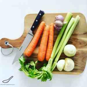Vegetable Stock Recipe