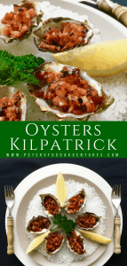 Oysters Kilpatrick