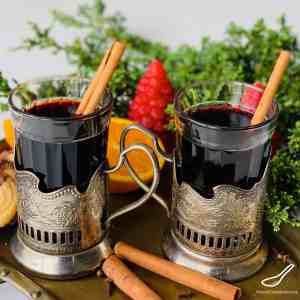Gluhwein Recipe (Глинтвейн)