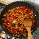 Vegetarian Shchi Soup