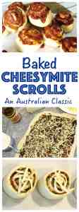 An Australian Classic, with Cheese and Vegemite Baked with Real Yeast Dough. Perfect with a Cuppa!
