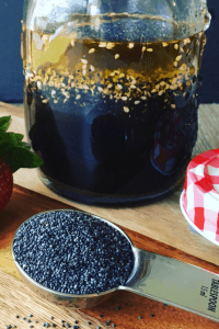 Poppy Seed Dressing Pinterest Pin