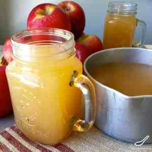 Easy Hot Apple Cider Recipe