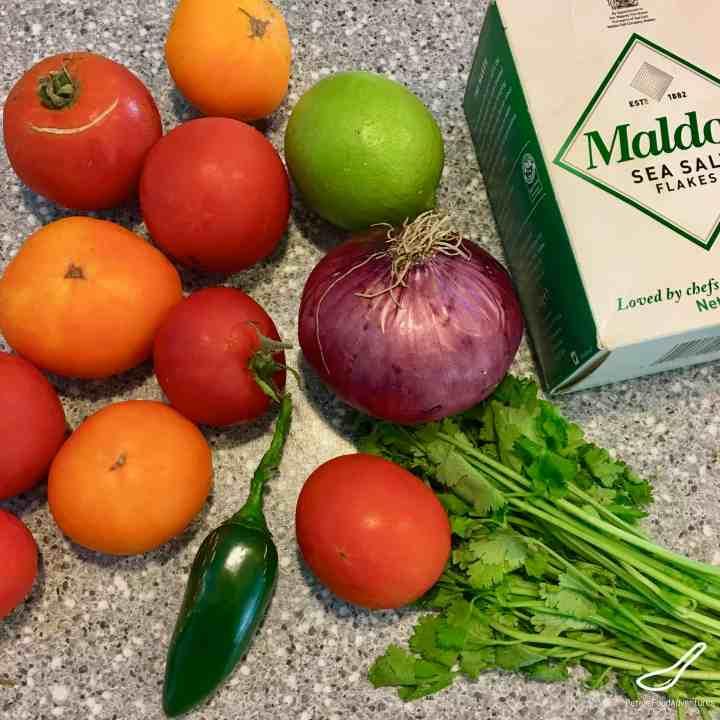 salsa fresca ingredients