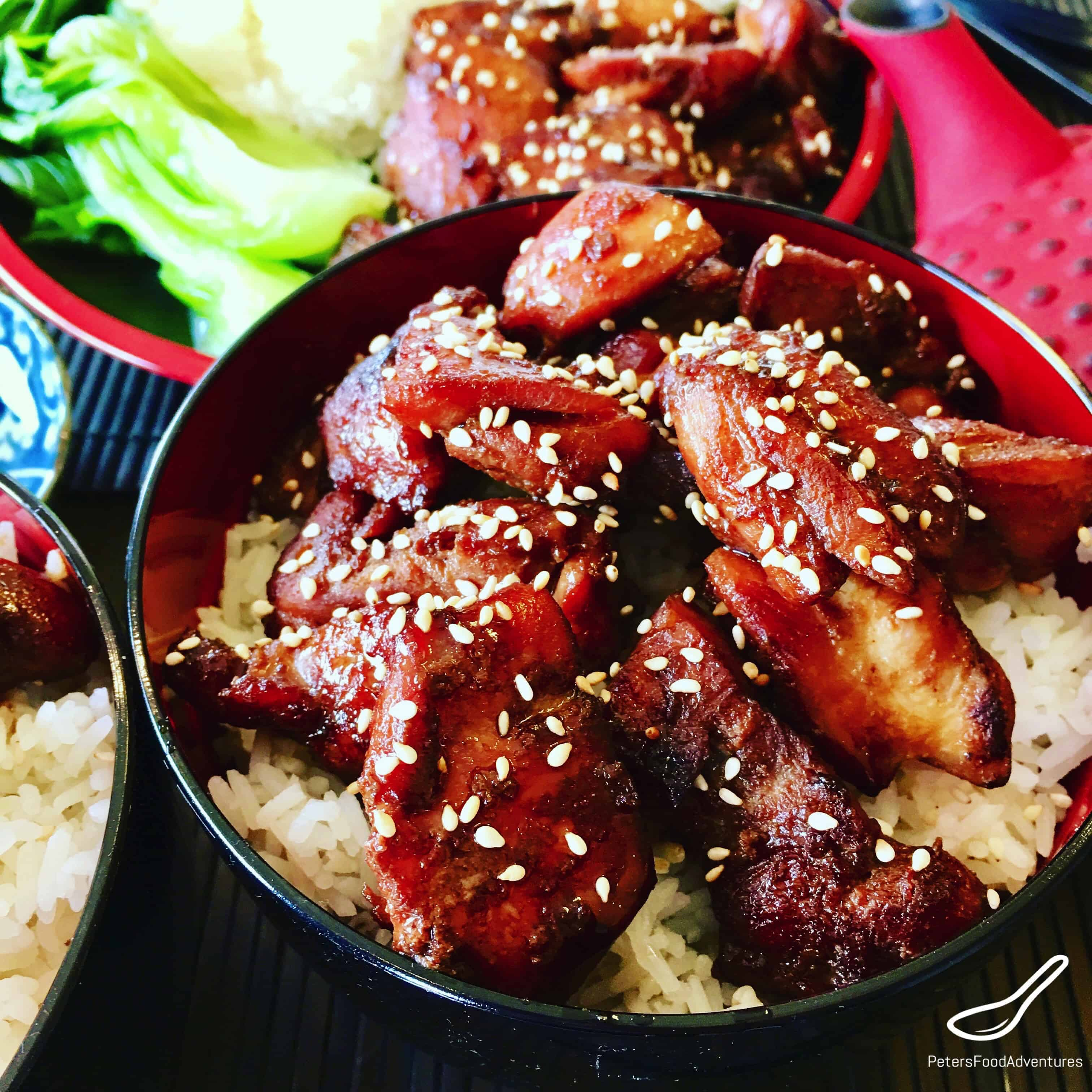 Easy chicken teriyaki recipe peters food adventures easy chicken teriyaki is an authentic japanese classic healthy and easy to make with soy forumfinder Images