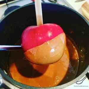 recipe: kraft caramel apples [25]