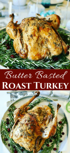 Butter Basted Turkey