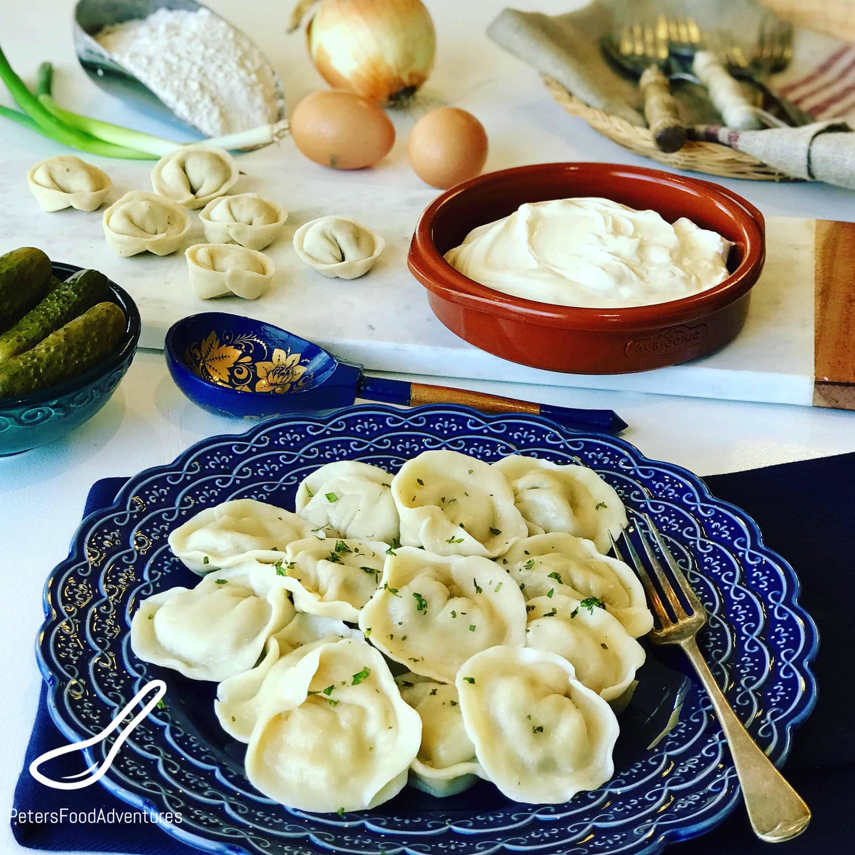 Siberian dumplings: cooking recipe at home 58