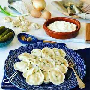 Pelmeni Recipe (Russian Dumplings)