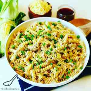 Creamy Tuna Pasta Recipe