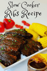 Crock Pot Ribs recipe