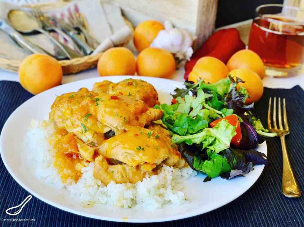 Apricot Chicken