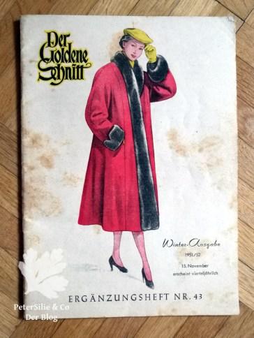 Lutterloh, 50er Schnitte Vintage