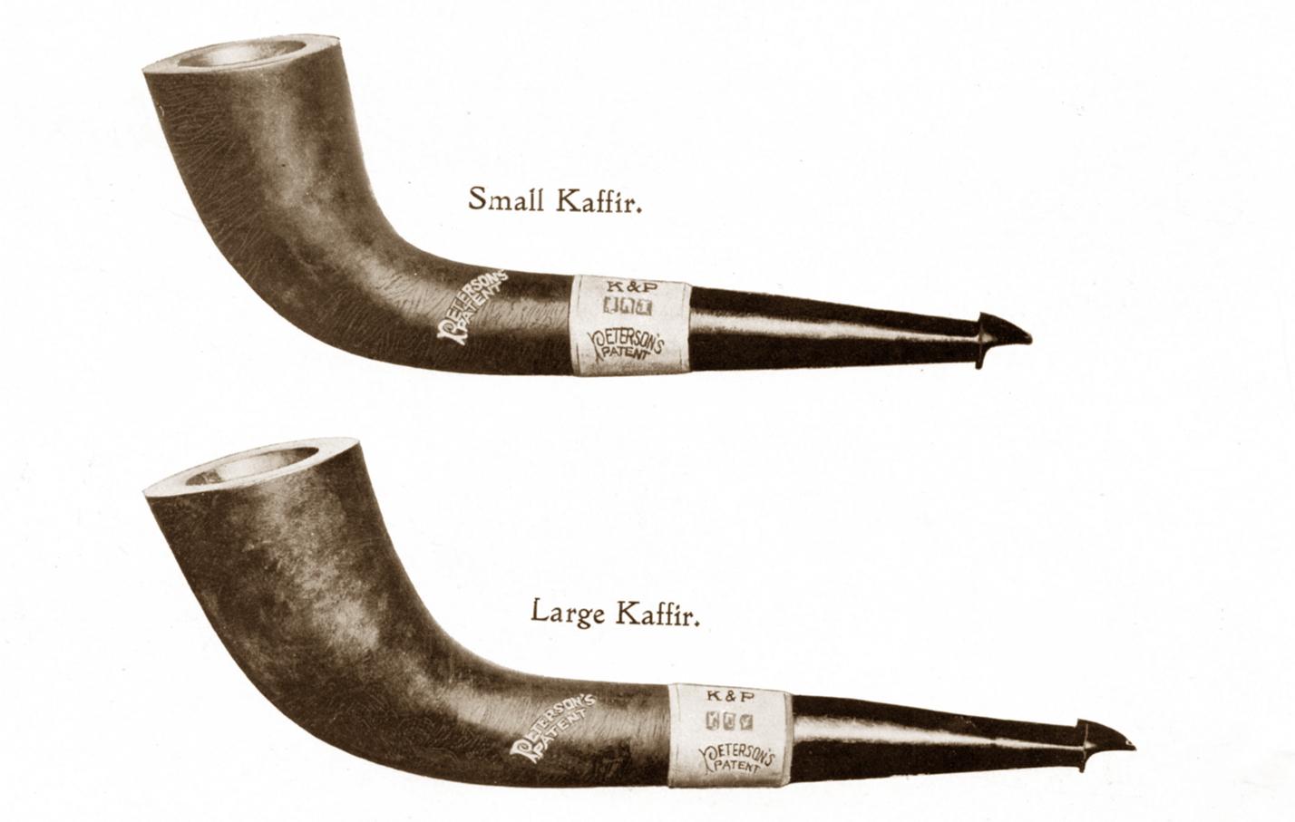 14. The Kaffir (Horn) and Bent Albert (Zulu)