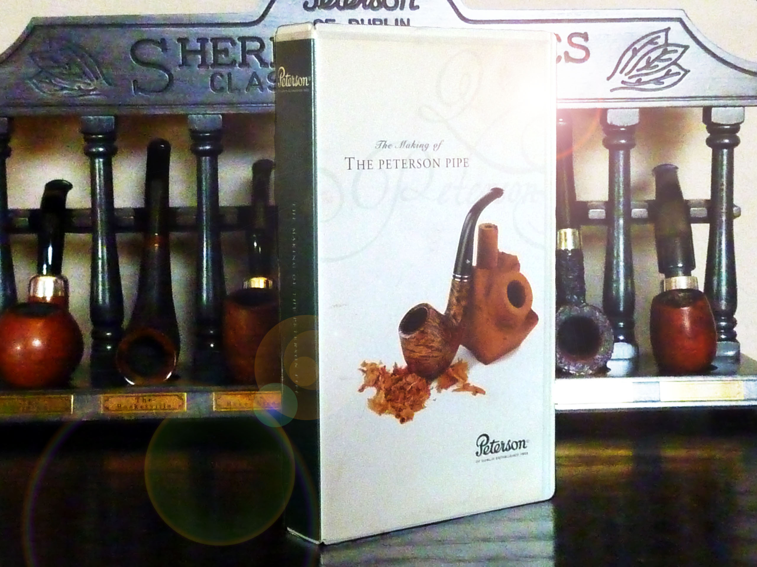 29. The Making of the Peterson Pipe (VHS, 1998)