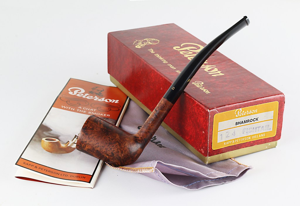 05 Shamrock 124 with Box and Papers