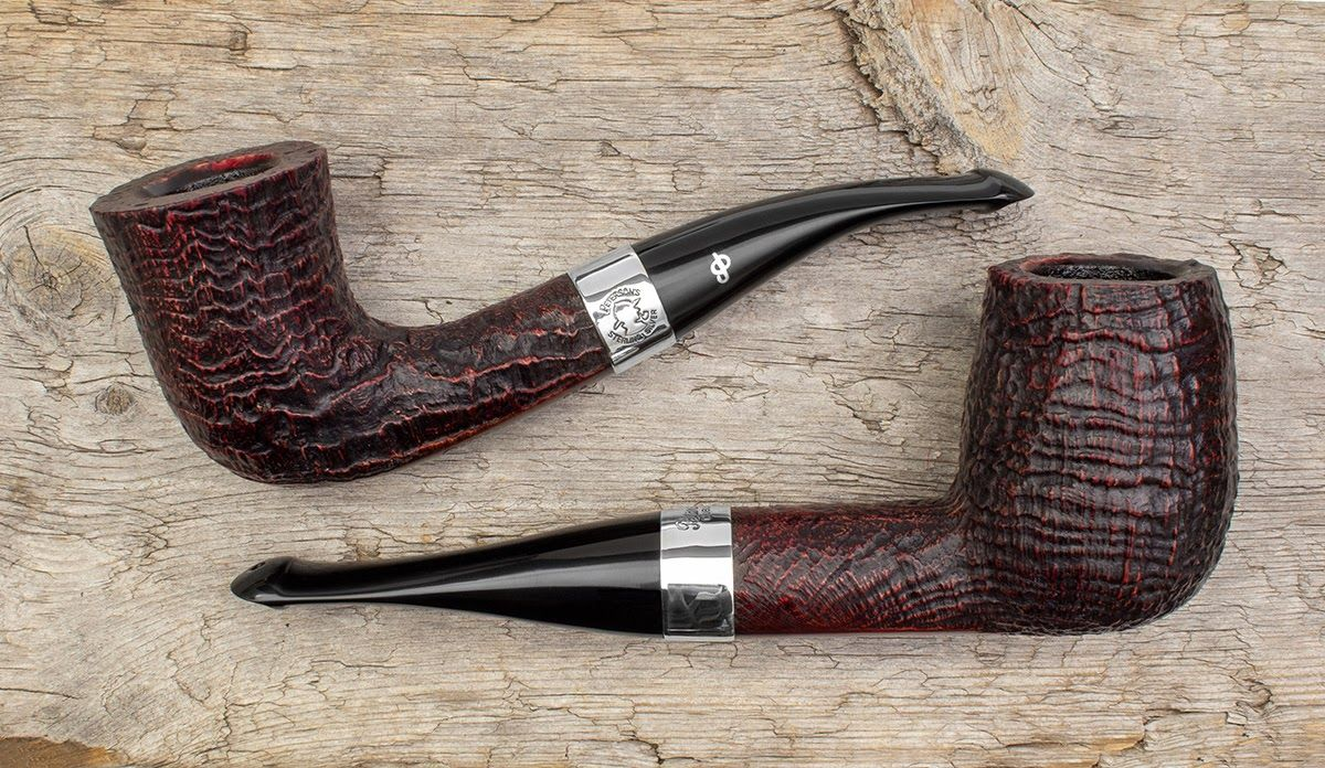 197. The New PSB (Peterson Special Blast) Bowl Stamp and Pipes