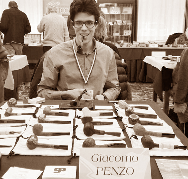 199. A Chat with Giacomo Penzo, Peterson's Pipe Specialist