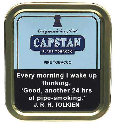 03 Capstan Blue TOLKIEN