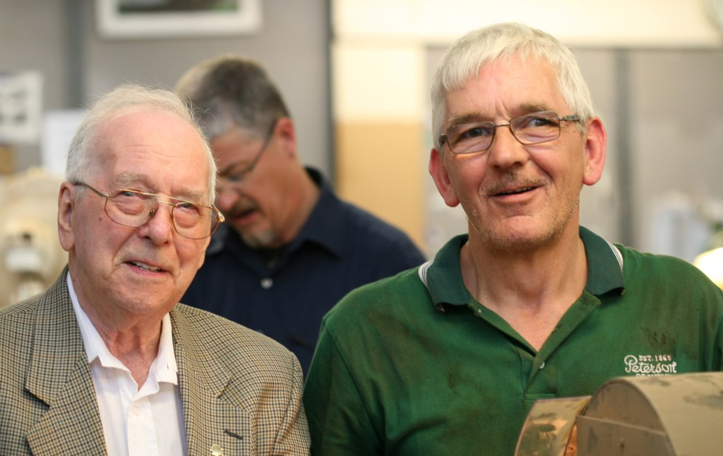 Paddy and Martin 2013